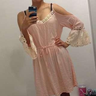 Gypsy Pink Dress