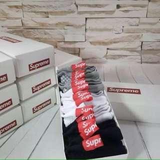 Supreme Socks (Pack of 6 pairs)