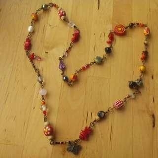OOAK Bead Necklace