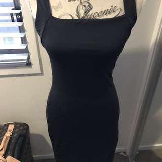 Kookai Black Dress Size 2