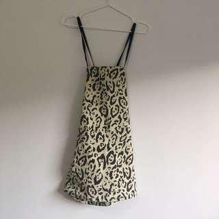 Backless Dress (check Photos)