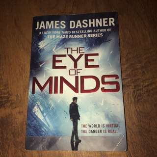 James Dashner : The Eyes Of Minds(Full English Edition)