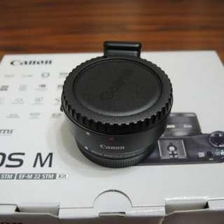 【出售】Canon EF-EOS M 鏡頭轉接器 9.5成新