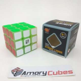 Rubik 3x3 Glow in the dark VVGO-I / Mainan Anak