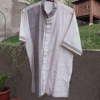 Baju Koko Shafira Size M