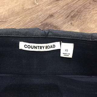 Country Road Skirt