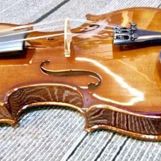 Usual $380 Now $199 Jerubbaal Full-Solid Violin VL-201D