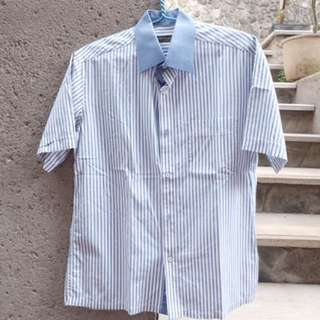 Blue Shirt Size M