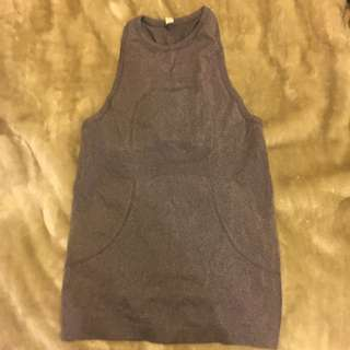 Lululemon High Neck Top