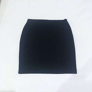 NEW H&M Black Skirt
