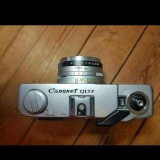 Canonet QL17 #freepostage