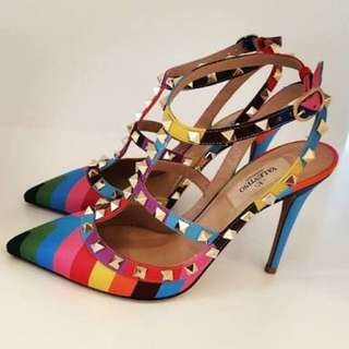 Valentino shoes rockstud 👠
