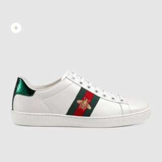 Gucci Sneaker 鞋 小蜜蜂