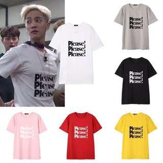 Po Highlight Please! X3 Tshirt