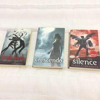 Hush Hush Series
