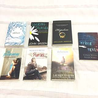 BRAND NEW BOOKS