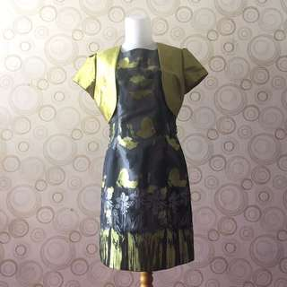 Velvet Dress by Etoire D'Elfas