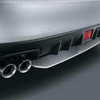 Price Lowered. Subaru WRX /STI Rear Under Spoiler