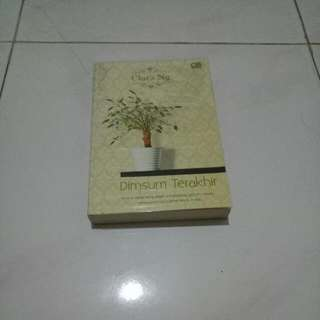 Novel Dimsum Terakhir