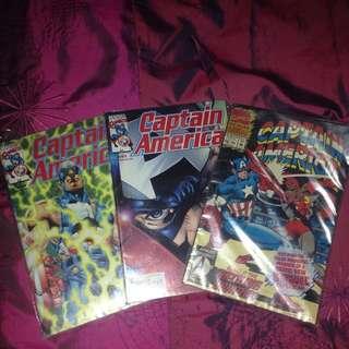 Comics Of Captain America