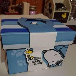 (全新)Snoopy史努比馬克杯/湯杯(附盒子)
