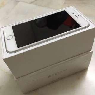 iPhone6 64GB silver