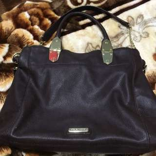 Steve Madden Dark Brown Tote