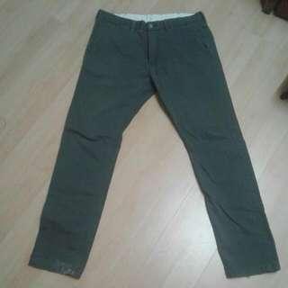Levis 505 Hard Corduroy Jeans