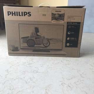 PHILLIPS 4300 Series LED TV
