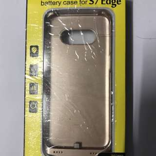 Rechargeable Battery Case For S7 Edge