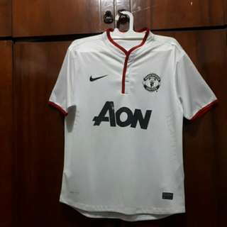 Jersey Away Manchester United 2012
