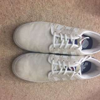 Adidas white Shoes US 11
