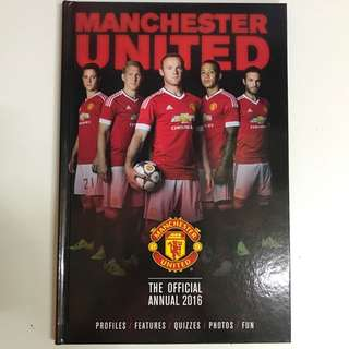 Manchester United Official 2016
