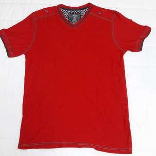 Brand New V Neck Medium Size T Shirt