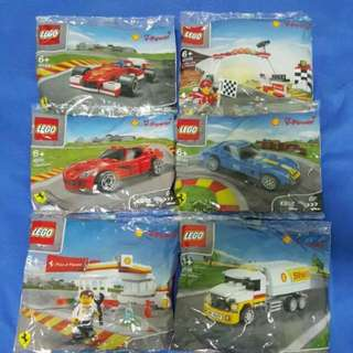 Lego Shell Collection