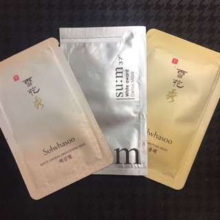 High End Sample Masks