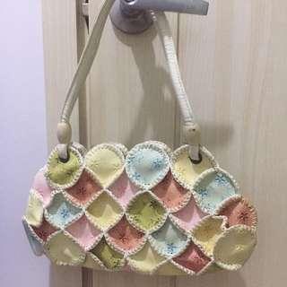 ♦️REPRICED♦️Pre-loved kikay bag