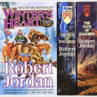 The Wheel Of TIME BOX SET 3