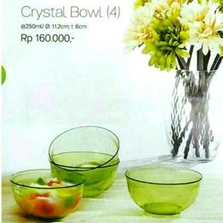 Criystal Bowl