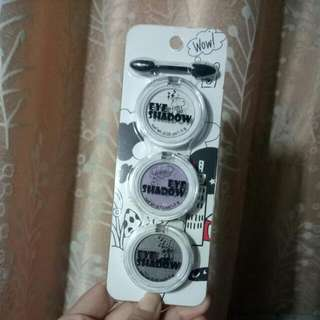 Authentic H&M Tri Color Eye Shadow (Repriced)