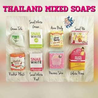 Thailand Soaps