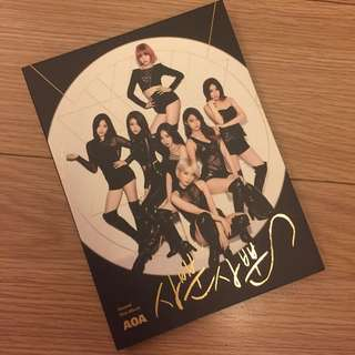 AOA Second Mini Album