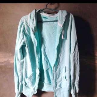 REPRICED Terranova Teal jacket