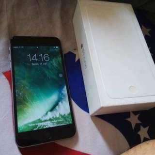 Iphone 6plus 64gb Space Gray