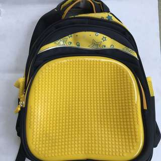 PUZZLE BACKPACK FOR KIDS