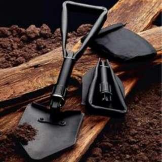 Portable Folding Shovel