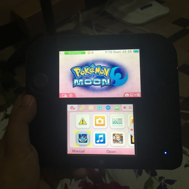 ‼️Repriced ‼️2DS And Pokemon Moon Game