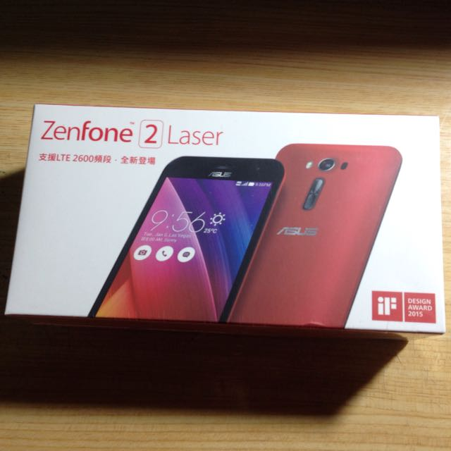 [未過保] ASUS ZenFone 2 Laser (ZE500KL) 2G/16G 嗆辣紅色 雙卡雙待