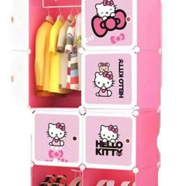 6 Cubes HK Wardrobe