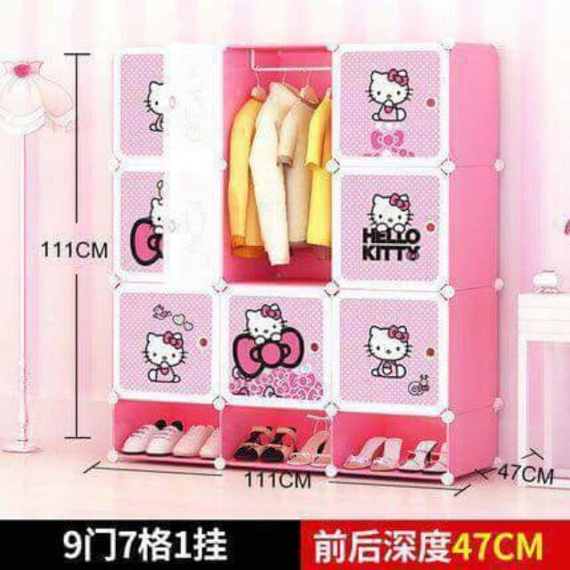 9 Cubes HK Wardrobe